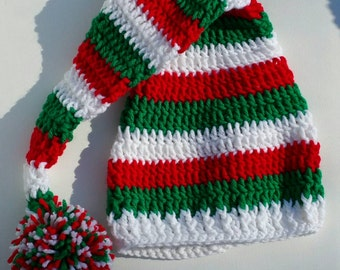 Elf hat- Ready to ship