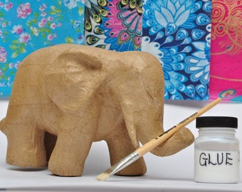 Decopatach Edna the Elephant Kit - includes all you need.
