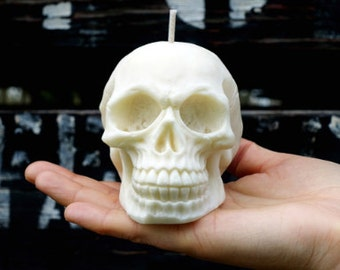 Major Bones | Skull soy wax candle