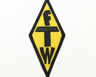 FTW Diamond Patch