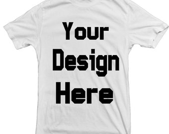 Graphic tee Personalize a shirt custom design a shirt online
