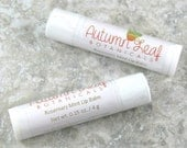 Rosemary mint lip balm, great stocking stuffer