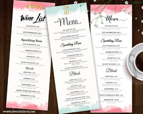 Stay Gold Cafe Menu