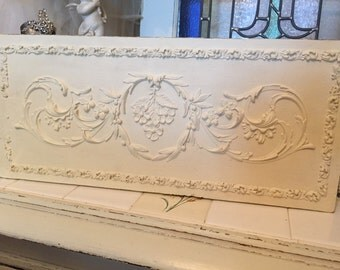 Antique Architectural Salvage Panel