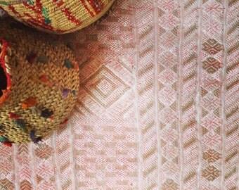 Vintage carpet   Morocco