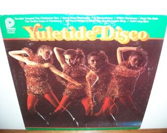 Yuletide Disco  - Vinyl LP Record Album