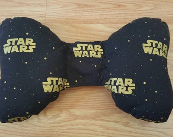 Star Wars Infant Head Support - Torticollis - Positional Plagiocephaly - Elephant Ear Pillow - Car Seat Head Support - Baby Shower Gift