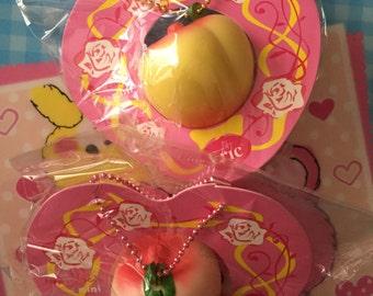 New peach squishy