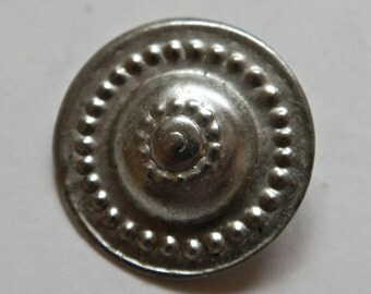 Vintage Handmade Button From Afghanistan