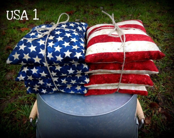 American Flag corn Hole Bags,American Flag cornhole bags,USA Corn Hole Bags,Custom Corn Hole Bags,USA CornHole Bags,vintage flag,top quality