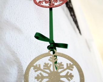 SNOWFLAKE 3D - Christmas decorations
