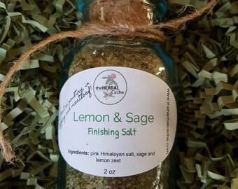 Finishing Salts   Herbal   Seasoning   Herbs   Sage   Lime   Red Pepper   Lemon   Sea Salt   Rosemary   Juniper Berries   Orange