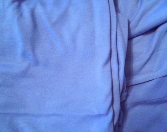 Destash- Royal Blue Knit Fabric Yardage