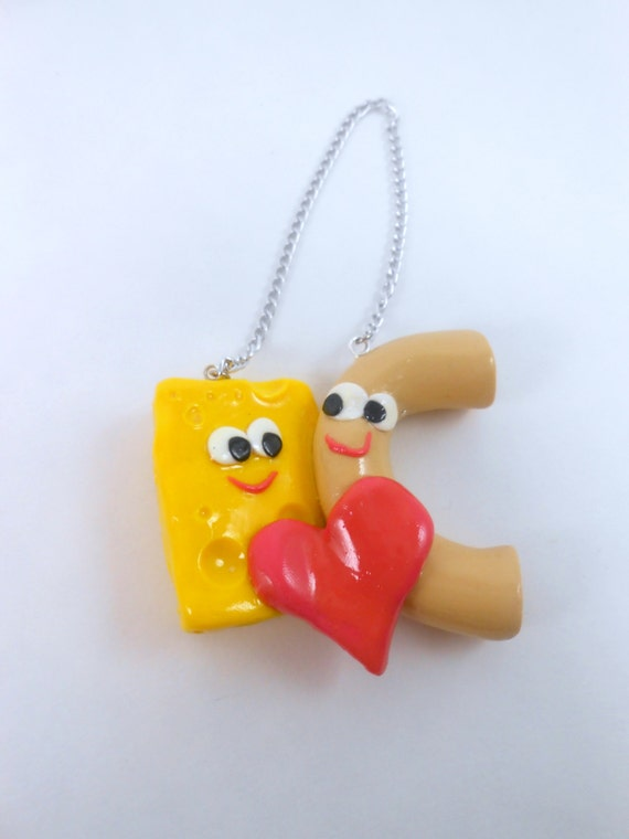 Best friend Christmas ornament macaroni and by ...