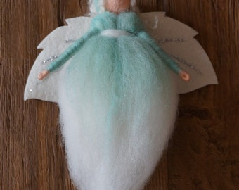 Winter Elf, wool, Waldorf, fairies, Elves
