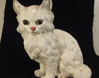 Lefton 1960s Persian Cat