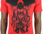 Red Hood tshirt DC Comic tshirt best batman red hood tee