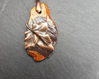 Leaf copper ST 0098