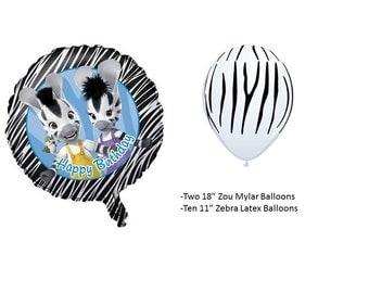 Zou Balloons