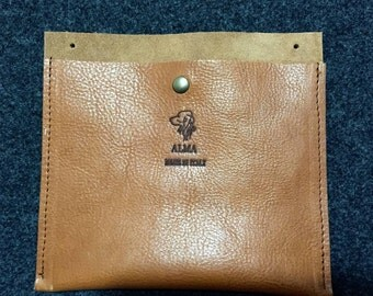 Extra pocket for your leather bag