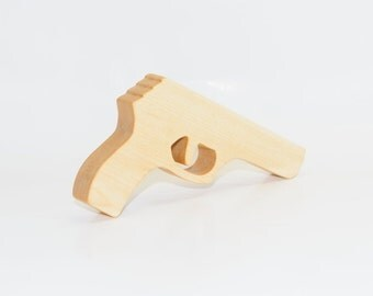 Wooden Personalized Gun toy for boy. Wooden Gun - toy for kids. Handmade kids toy. Wooden eco friendly gun