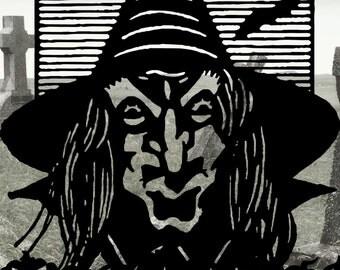 Witch Drawing, Scary Witch, Scary Witch Drawing, Scary Halloween, Drawing Scary, Halloween Witch, Halloween Scary, Witch Scary, Scary Art