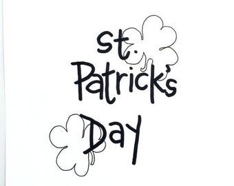 Happy St. Patrick's Day Print