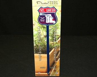 Shield- St. Louis Baseball Pot Stake