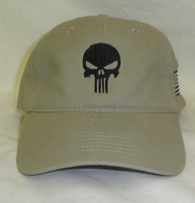 punisher hat in addition - photo #10