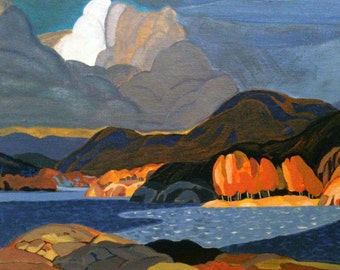 Group of Seven Project A.J. Casson October, 1928