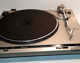 Technics SL-D20 Direct Drive Automatic Turntable (fully tested awesome)