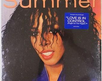 "Donna Summer - ""Donna Summer"" vinyl"