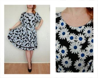 70s dress - vintage dress, one of a kind