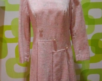 dress,abito vintage,1960s ,made in italy
