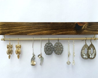 Jewelry Organizer, Earring Display