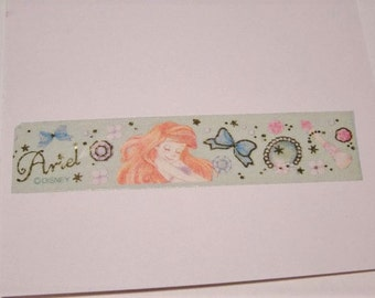 Ariel Soft Glamour Washi Tape Samples