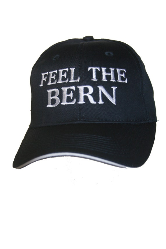 Feel the Bern - Ball Cap (Available in Various Color Combos)