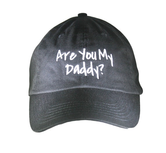 Are You My Daddy? (Polo Style Ball Black)