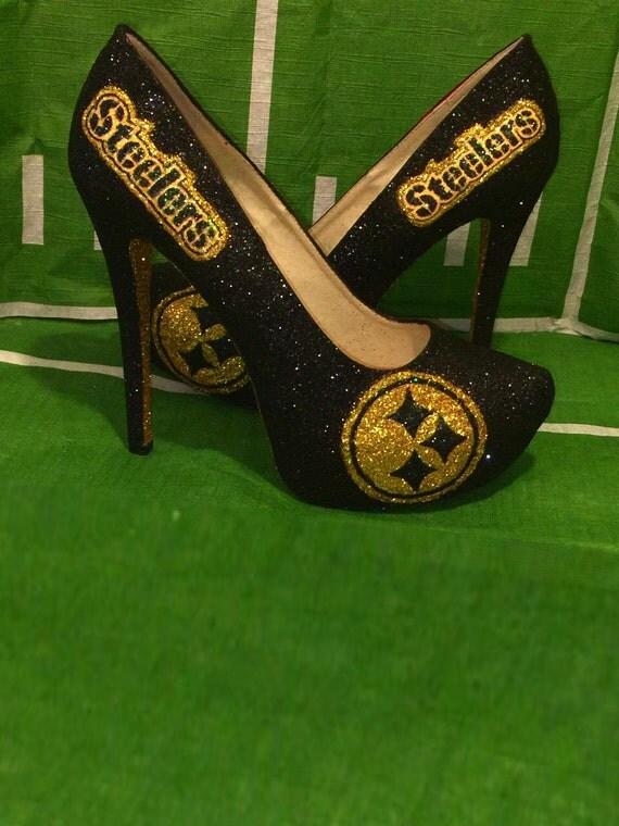 s handmade pittsburgh steelers football by