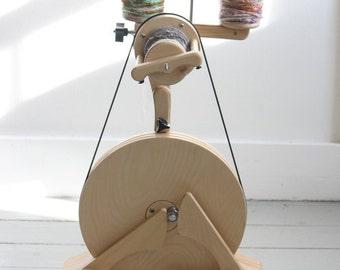 Spinolution Polywog Spinning Wheel - Small Spinning Wheel - Children's Spinning Wheel - Free US Shipping