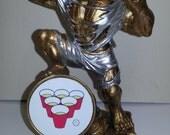 Monster Beer Pong Trophy - Custom Engraved