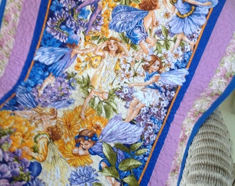 Gorgeous Fairy Quilt Free Shipping in USA