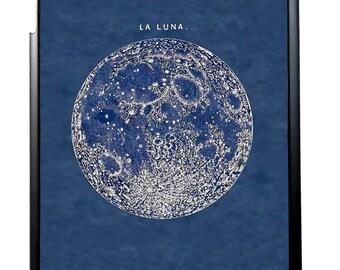 La Luna For iPad 2/3/4 iPad Mini 1/2 and iPad Air
