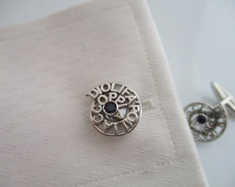 Personalised wedding cufflinks cuff links, cuff personalized groom, groomsmen