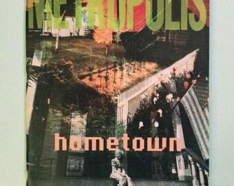 "Vintage Metropolis, Architecture, Design Magazine, Oct 1988, Back Issue, ""Hometown,"" Oversize, Design Objects, Furniture, Interiors"