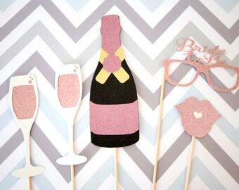 Bachelorette Party Photo Props, Bridal Shower Photo Props, Wedding Photo Props, Engagement Party Photo Props