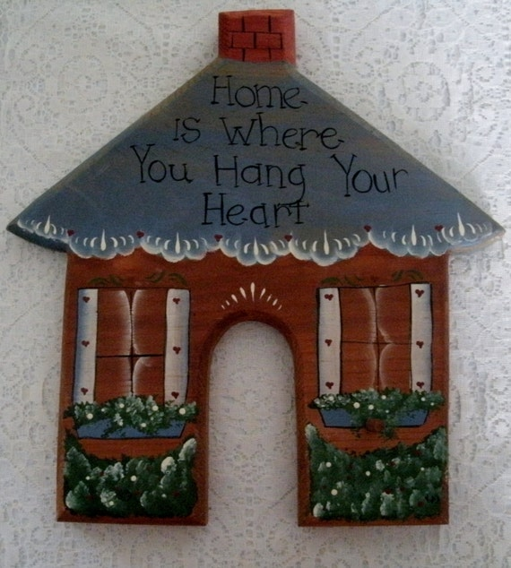 Https Www Etsy Com Listing 263242303 Vintage Wooden Key Holder Country Home