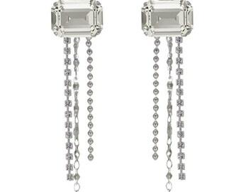 Wedding Earrings Swarovski Crystal Earrings Chandelier Earrings Bridal Earrings Earrings for Women Crystal Earrings Bridal Jewelry