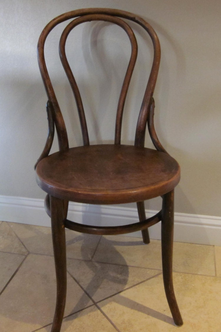 Vintage bentwood chairs -  Zoom