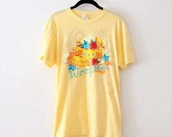 Yellow Woofles Tshirt